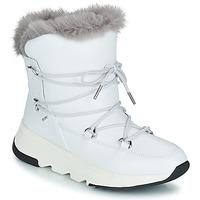 Pantofi Femei Cizme de zapadă Geox FALENA ABX Alb