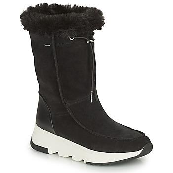 Pantofi Femei Cizme de zapadă Geox FALENA ABX Negru