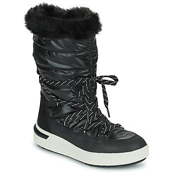 Pantofi Femei Cizme de zapadă Geox DALYLA ABX Negru