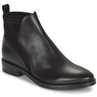 Pantofi Femei Ghete Geox DONNA BROGUE Negru