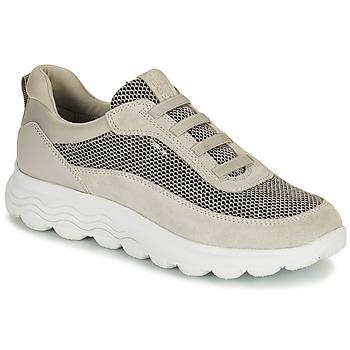 Pantofi Femei Pantofi sport Casual Geox SPHERICA Alb
