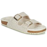 Pantofi Femei Papuci de casă Geox BRIONIA Bej