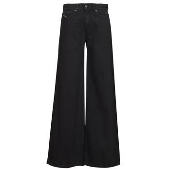 Îmbracaminte Femei Jeans bootcut Diesel D-AKEMI Negru