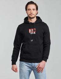 Îmbracaminte Bărbați Hanorace  Diesel S-GIRK-HOOD-B8 Negru