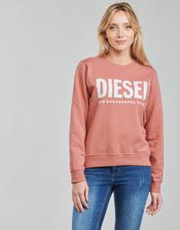 Îmbracaminte Femei Hanorace  Diesel F-ANGS-ECOLOGO Roz