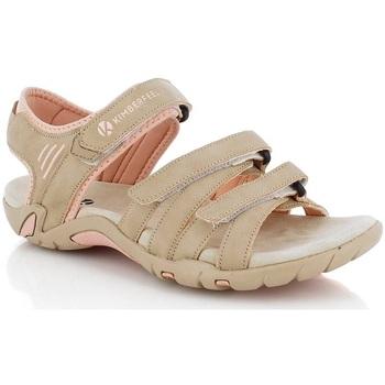 Pantofi Femei Sandale sport Kimberfeel DANA Beige