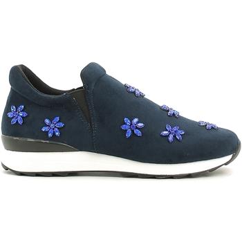 Pantofi Copii Pantofi Slip on Holalà HS040001S Albastru
