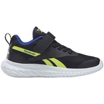 Pantofi Copii Trail și running Reebok Sport Rush Runner 30 Alt Negre, Celadon