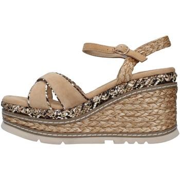 Pantofi Femei Sandale  Alma En Pena V21501 BEIGE