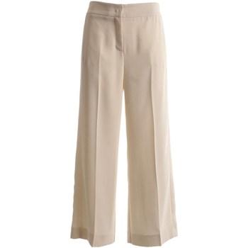 Îmbracaminte Femei Pantaloni de costum Marella GRACE WHITE