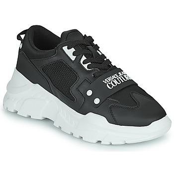 Pantofi Bărbați Pantofi sport Casual Versace Jeans Couture DOLINE Negru