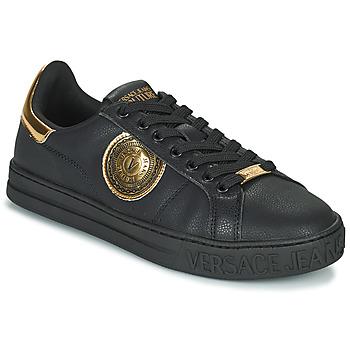 Pantofi Bărbați Pantofi sport Casual Versace Jeans Couture REMI Negru