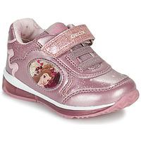 Pantofi Fete Pantofi sport Casual Geox TODO Roz
