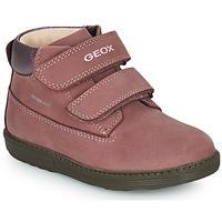 Pantofi Fete Ghete Geox HYNDE WPF Roz