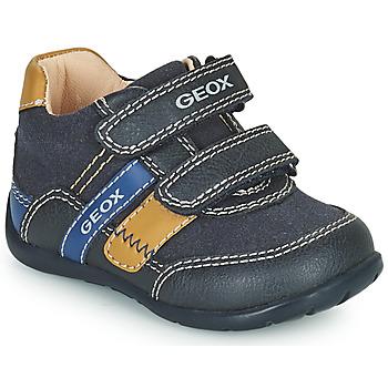 Pantofi Băieți Pantofi sport Casual Geox ELTHAN Albastru