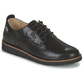 Pantofi Femei Pantofi Derby TBS CELENZA Negru