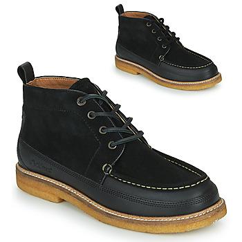 Pantofi Bărbați Ghete Kickers HORIZOU Negru