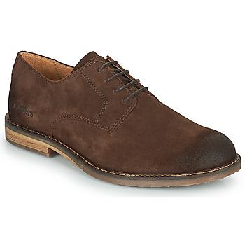Pantofi Bărbați Pantofi Oxford Kickers ALPHAPEN Maro