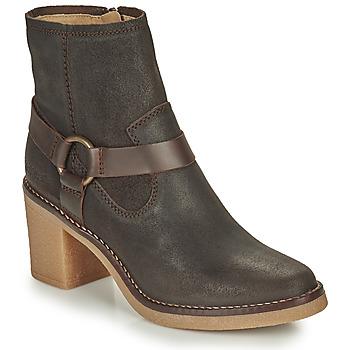 Pantofi Femei Cizme casual Kickers AVECOOL Maro