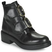 Pantofi Femei Botine Myma TELLA Negru