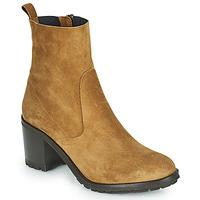 Pantofi Femei Botine Myma TALULU Bej