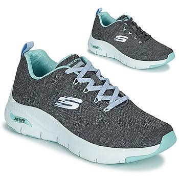 Pantofi Femei Pantofi sport Casual Skechers ARCH FIT Gri / Albastru