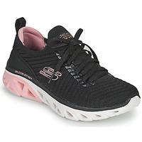 Pantofi Femei Pantofi sport Casual Skechers GLIDE-STEP SPORT Negru / Roz