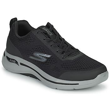 Pantofi Bărbați Pantofi sport Casual Skechers GO WALK ARCH FIT Negru