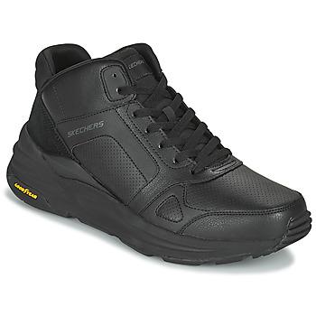 Pantofi Bărbați Pantofi sport stil gheata Skechers GLOBAL JOGGER Negru