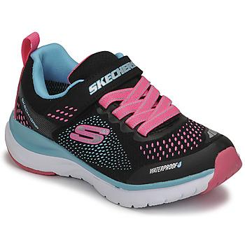 Pantofi Fete Pantofi sport Casual Skechers ULTRA GROOVE Negru / Roz / Albastru
