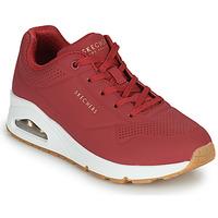 Pantofi Femei Pantofi sport Casual Skechers UNO STAND ON AIR Roșu