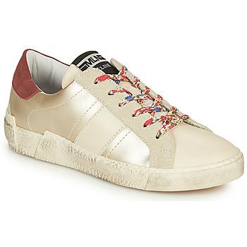 Pantofi Femei Pantofi sport Casual Meline  Alb / Flori