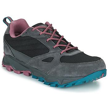 Pantofi Femei Drumetie și trekking Columbia IVO TRAIL WP Negru
