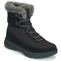 Pantofi Femei Cizme de zapadă Columbia SLOPESIDE PEAK LUXE Negru