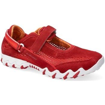 Pantofi Femei Pantofi Slip on Allrounder by Mephisto MEPHNIROrosso rosso