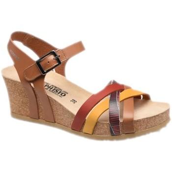 Pantofi Femei Sandale  Mephisto MEPHLANNYcamel marrone