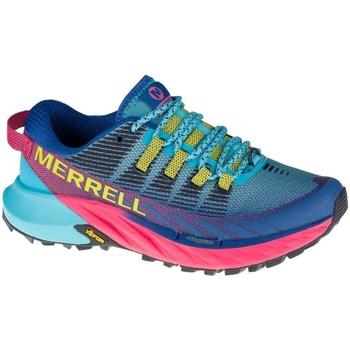 Pantofi Femei Pantofi sport Casual Merrell Agility Peak 4 Trail Albastre, Albastre, Roz