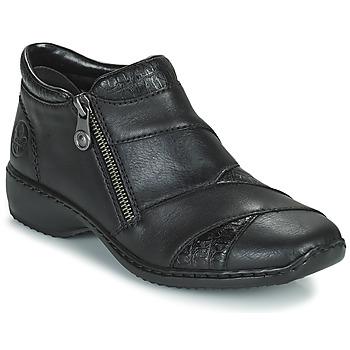 Pantofi Femei Ghete Rieker SALOMA Albastru