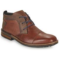 Pantofi Bărbați Pantofi Derby Rieker FALINDA Maro