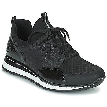 Pantofi Femei Pantofi sport Casual Rieker REGARDA Negru
