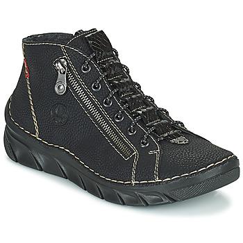 Pantofi Femei Ghete Rieker MEMOIRA Negru