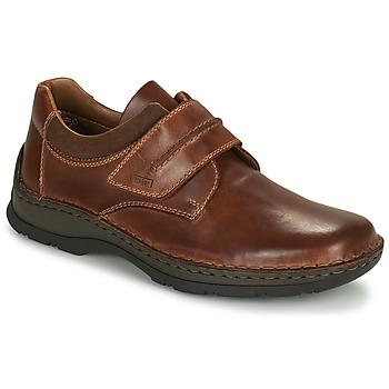 Pantofi Bărbați Pantofi Derby Rieker EARNA Maro