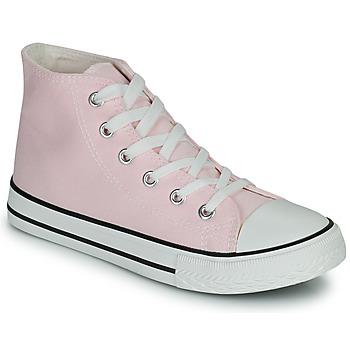 Pantofi Fete Pantofi sport stil gheata Citrouille et Compagnie OFRIMOUSSE Lavanda