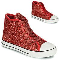 Pantofi Fete Pantofi sport stil gheata Citrouille et Compagnie OUTIL Roșu