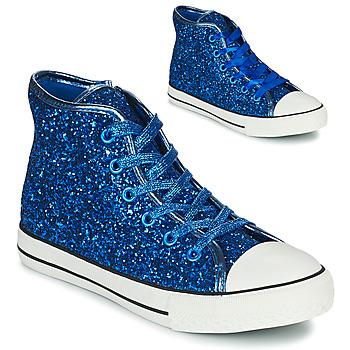 Pantofi Fete Pantofi sport stil gheata Citrouille et Compagnie OUTIL Albastru