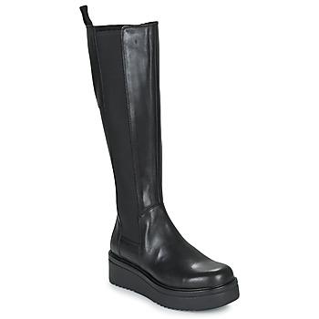 Pantofi Femei Cizme casual Vagabond Shoemakers TARA Negru