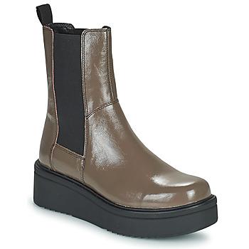 Pantofi Femei Ghete Vagabond Shoemakers TARA Maro / LuminoasĂ