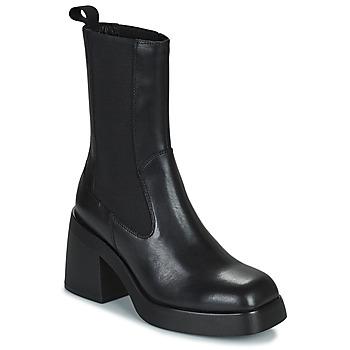Pantofi Femei Botine Vagabond Shoemakers BROOKE Negru