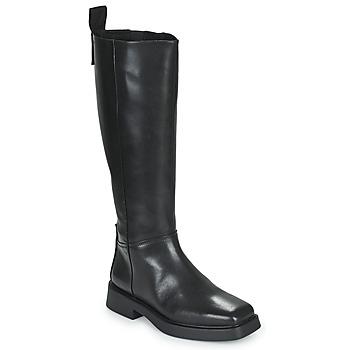 Pantofi Femei Cizme casual Vagabond Shoemakers JILLIAN Negru