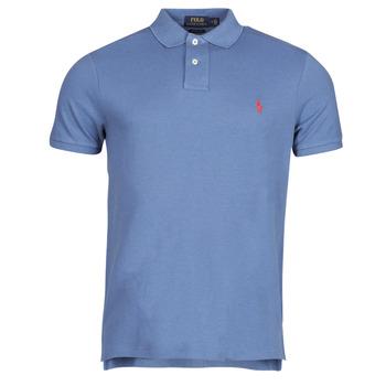 Îmbracaminte Bărbați Tricou Polo mânecă scurtă Polo Ralph Lauren PETRINA Albastru